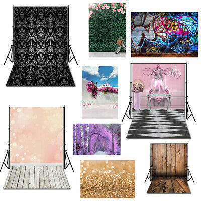 UK 3x5FT/5*7ft Animals Photography Backdrop Photo Studio Background Props Cloth