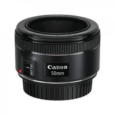 NEW Canon EF 50mm f/1.8 STM Lens for Canon Digital SLR Cameras  (Filter Thread F