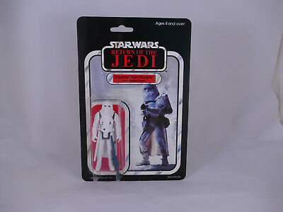Star Wars Vintage Hoth Stormtrooper Toy Toni Rotj Palitoy 65 Back
