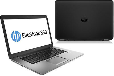 HP Elitebook 850 G1  i7-4600U  max 3.3 GHz, 4GB, 128GB SSD  HD WWAN LTE