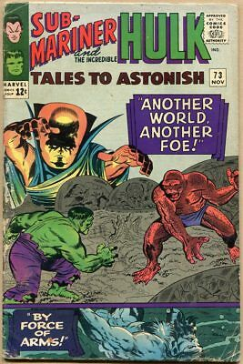 Tales To Astonish #73 - G/VG
