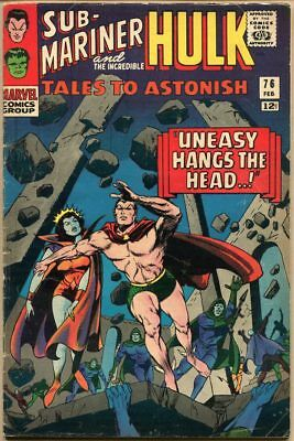 Tales To Astonish #76 - VG+