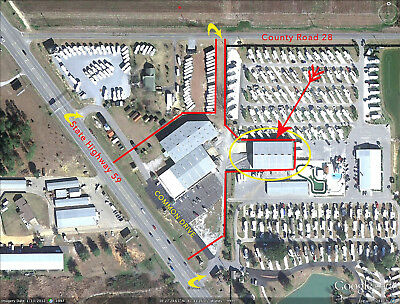 Amazing Location For RV Related Business Commercial Building Real Estate