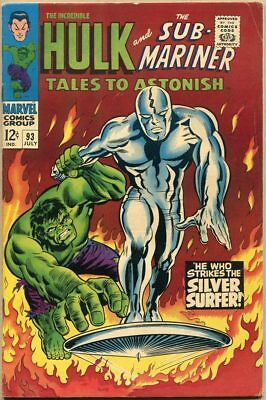 Tales To Astonish #93 - FN