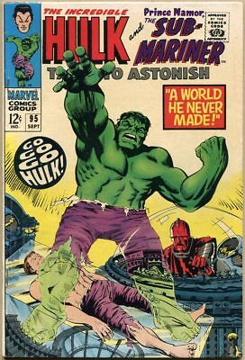 Tales To Astonish #95 - FN-