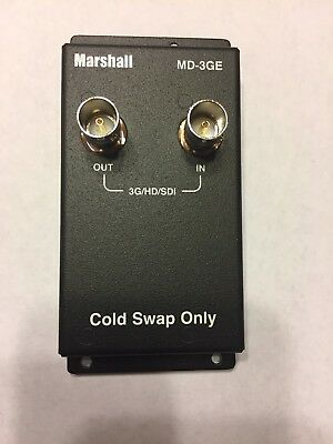 Marshall Electronics 3G-SDI Input Module with Loop-Out #MD-3GE