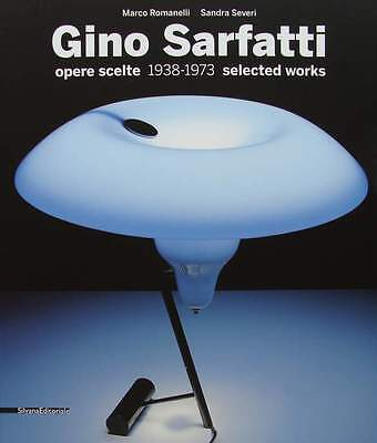 BOOK : Gino Sarfatti - Selected Works 1938-1973 (lamps, lighting 40s 50s