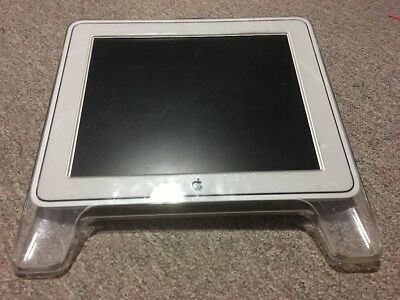 "Genuine Apple 17"" Studio Display Monitor M7649 Lcd Flat Panel Mac Computer Inc"