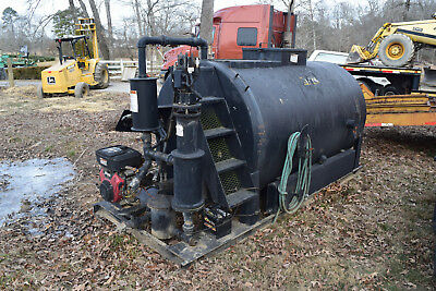 Neal 1000 gallon Asphalt Seal Coat Tank Unit