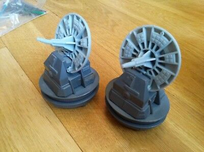 Star Wars, 2x Hoth Radar Laser Cannon, 1.4 FD P-Tower, The Empire Strikes Back