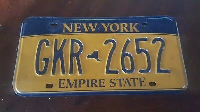 NEW YORK   plate more than 3 years old decor Man Cave