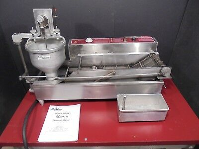 Donut Maker / Machine / Fryer / Donut Robot Belshaw Mark Ii >>>Nice<<< $4200.00