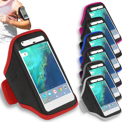 Prime Gym Sports Armband Running Jogging Workout case Holder For Google Pixel XL