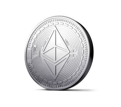 0.1 ETH Ethereum Cryptocurrency delivered to your wallet and paid via Paypal