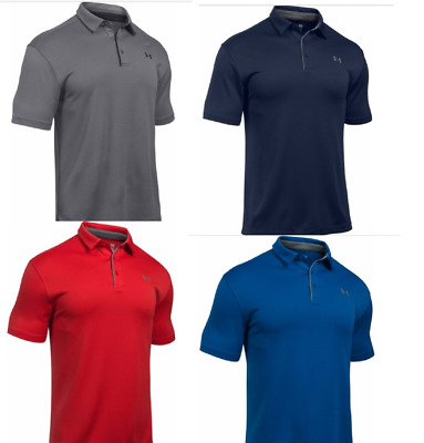 Under Armour UA Men's Tech Polo Golf Shirt