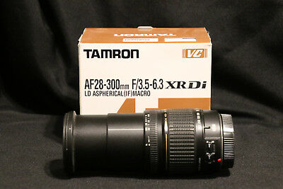 Tamron A20 AF 28-300mm f3.5-6.3 XR Di VC LD Macro Lens for Canon