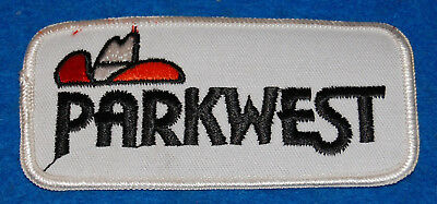 Parkwest Embroidered Patch
