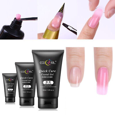 Poly Gel Building Ongles Extension de Construction Nail Gel Camouflage UV Tool