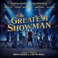 GREATEST SHOWMAN, THE The Soundtrack - Hugh Jackman & Zac Efron CD NEW SEALED