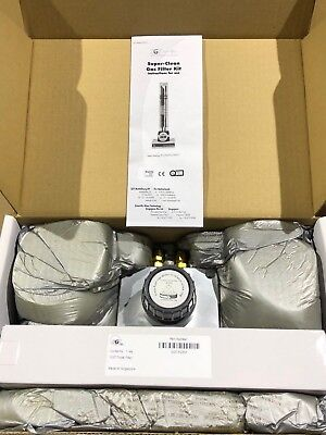 "SGT Scientific Glass Technology SGT-B1010-B8 ,1 Triple Filter Kit 1/8 ""Brass NEW"