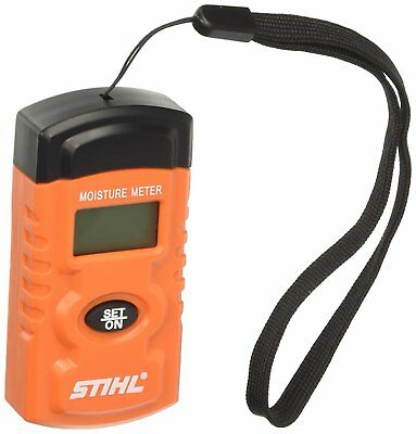 Stihl 0464 802 0010 Wood Moisture Meter for Firewood Humidity Measuring Device