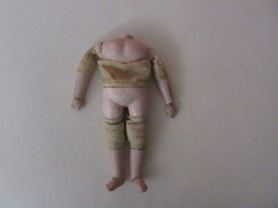 MOTSCHMANN BODY IN GOOD USED CONDITION . Ht about 10 in. PAPIER MACHE. TAUFLING