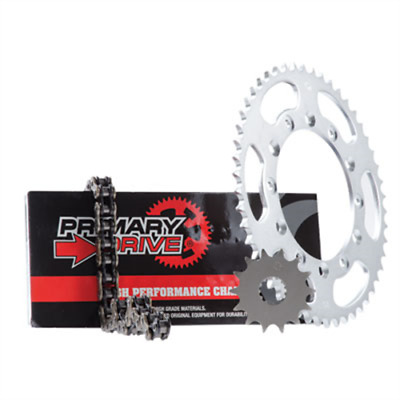 Primary Drive Steel Kit & X-Ring Chain HONDA XR650R 2000-2007