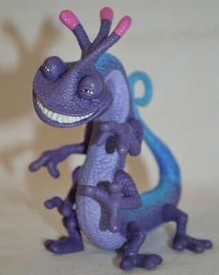 McDonald's Disney Pixar Monsters Inc Purple Monster Figure Randall Boggs