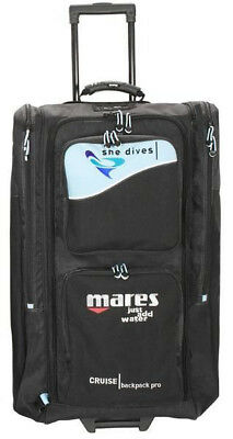 Tauchtasche Mares She Dives Mares Cruise Backpack Pro neuwertig