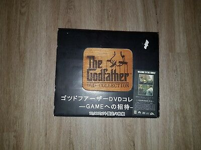 Der Pate Godfather Special Japan Edition Collectors Edition Wooden Box Holzbox