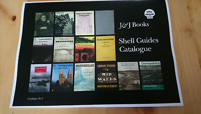 Shell Guides Catalogue. 103 Items .Pre-and post-war and allied books.