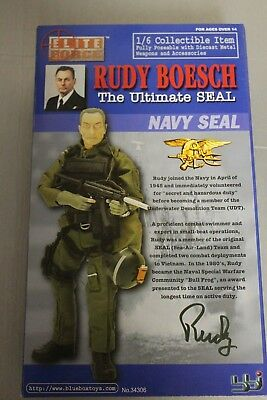 Action Figur 1/6, Elite Force The Ultimate Seal (233)