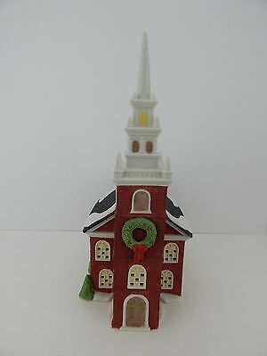 Dept 56 New England Village Old North Church #59323 Never Displayed