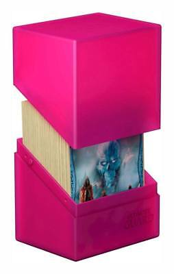 Ultimate Guard - Boulder Deck Case 80+ Rhodonite - Gaming Card Box for Archive