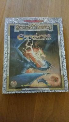 Empires of the Shining Sea BOX SET 9561 FACTORY SEAL DUNGEONS & DRAGONS AD&D 2ND