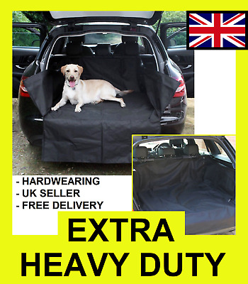 EXTRA HEAVY DUTY CAR BOOT LINER PROTECTOR DOG MAT / Fits PEUGEOT 207 SW