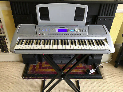yamaha psr 290 portatone electronic keyboard with music. Black Bedroom Furniture Sets. Home Design Ideas