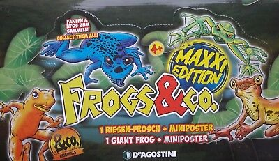 DeAGOSTINIFrogs&CO 1Display/ 16 Booster