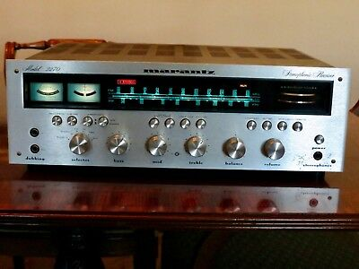 NEAR MINT Marantz 2270 Stereo Receiver w/ Phono Output for Turntable - SERVICED!