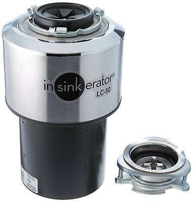 InSinkErator - LC-50-11 - 1/2 HP Commercial Garbage Disposal Disposer