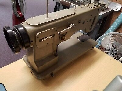 Brother LE2-B861-1 Zig Zag Free Hand Irish Embroidery Industrial Sewing Machine