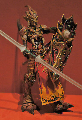Mc Farlane Spawn Mandarin Spawn the Scarlet Edge Action Figure