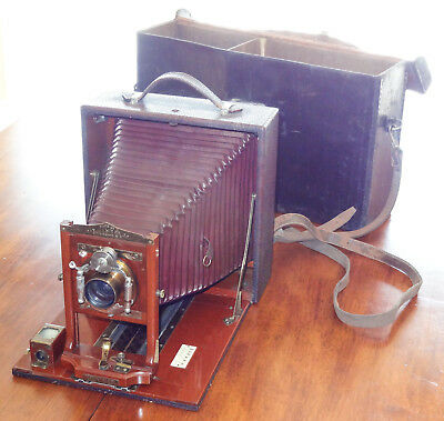 Ray No. 7 Antique View Camera c 1899; Very Good - L@@K!