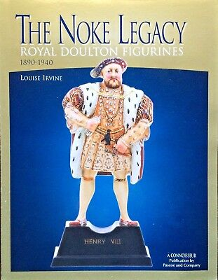 The Noke Legacy : Royal Doulton Figurines 1890-1940 - RARE Antique History Guide