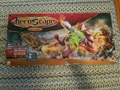 HeroScape Game Rise of the Valkyrie - No Figures. Includes Only Whats Shown