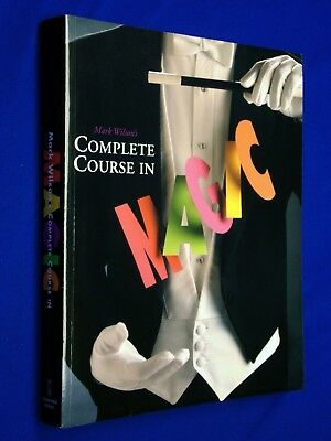 Mark Wilsons Complete Course in Magic Tricks Effects Illusions Kids 500+ Pages!