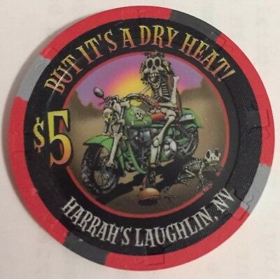 But It's A Dry Heat, Harrahs Laughlin Nv. No Reserve And Free Shipping
