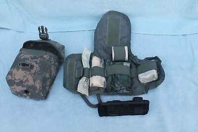 US Military Army ACU IFAK Improved First Aid Kit Molle USGI Medic Medical
