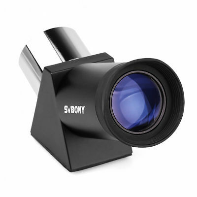 "SVBONY 1.25""Erecting Prism Eyepiece FMC 45°Erecting Image for Telescope focuser"