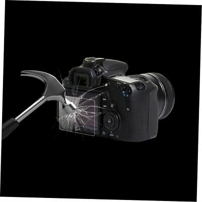 Optical Tempered Glass Camera Screen HD Protector Cover For Canon 750D BB